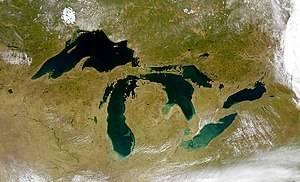 五大湖を覚えましょう!