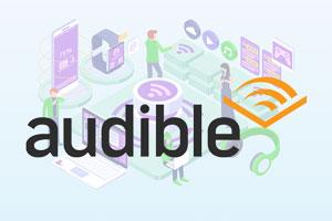 【無料体験】audible stationの使い方・おすすめコンテンツ紹介♪