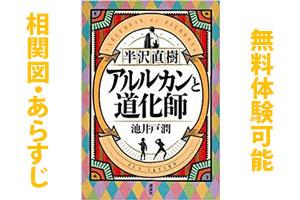 半沢直樹「アルルカンと道化師」相関図付・あらすじ・無料体験可能!