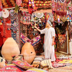 【カッパドキア観光】トルコ絨毯&トルコランプと写真が撮れるおすすめスポット