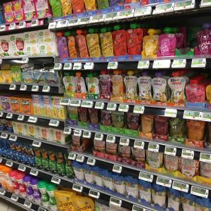 シンガポールの離乳食事情!ローカルスーパーで市販されているベビーフードと離乳食作りに使える食材はこれ♪