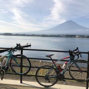 久々のグループライドで富士イチしてきました!