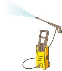 マンションのベランダの掃除は「ケルヒャーの高圧洗浄機 サイレント ベランダ」がおすすめ