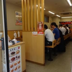 久しぶりの「かつや」ソースカツ丼439万円!