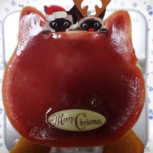 ねこねこチーズケーキでクリスマス!