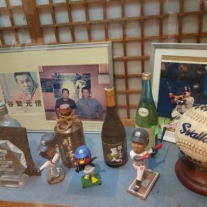 鰻・酒・食い処「大乃」元ヤクルト選手のお店です。
