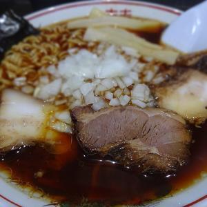 竹岡式ラーメン「竹福」