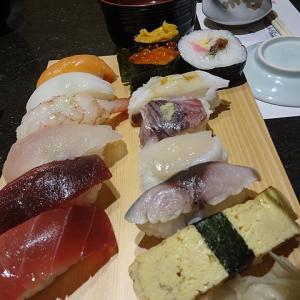 大宮で寿司ランチ「鮨政」~
