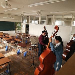 弥富北中学校♪