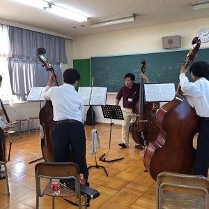 器楽講習会♪