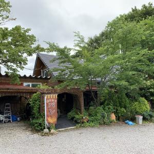 駒ケ岳茶房のラフランスソフトクリーム