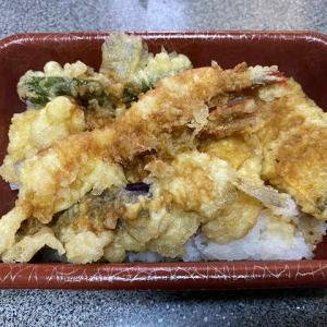 天ぷら 天八の天丼・うな丼キャンぺーンをテイクアウト