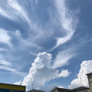 【池田教室】ある日の空