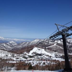 スキー営業、本日終了!