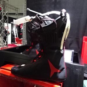 ブーツ受注とアトミックインナーブーツについて