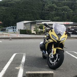 R1250RS No Distination Touringで3密対策