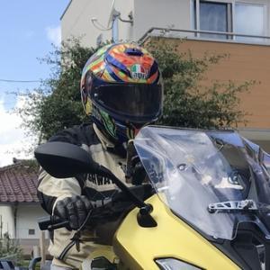 次期ヘルメットの物色を始めました