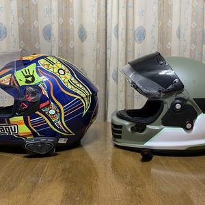 バイクインカム BTX2 PRO Sを2つのヘルメットで活用