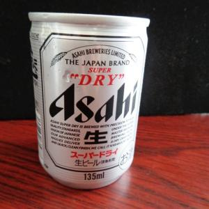 缶ビール各種よく冷えてますよ。