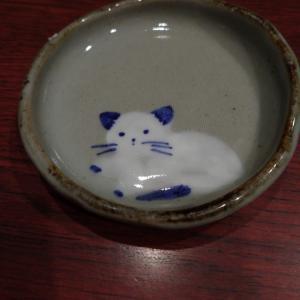 猫好きには堪らない!小皿