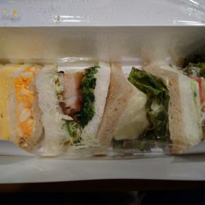 2/7Kitchenのボリューミーなサンドイッチ4種