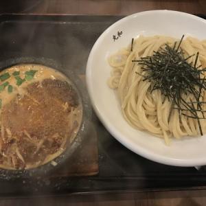 丸和で台湾つけ麺。ウマし