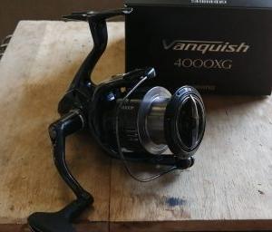 今さら【19 ヴァンキッシュ 4000XG】を買ってみた。