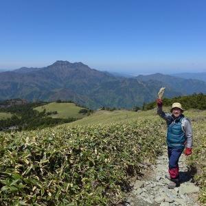 瓶ヶ森登山(その2)