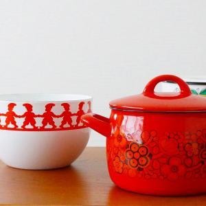フィネルの琺瑯鍋