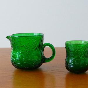 北欧ガラス食器|ヌータヤルヴィ ファウナ クリーマー