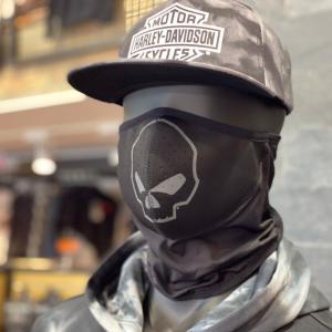 新作!フェイスマスク&ネックチューブ&バンダナフェイスマスク