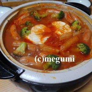 トマトジュースでカマンベール鍋&頂きものは牛肉と牡蠣