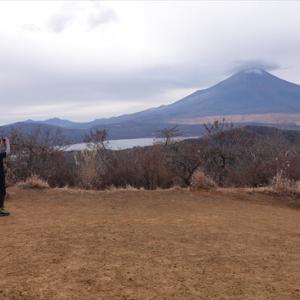 2020-12/24  一年ぶりの石割山