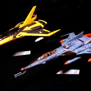 宇宙戦艦ヤマト「コスモタイガーⅡ・ブラックタイガー」