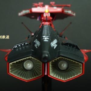 1/1000 ノイ・バルグレイ 製作記2(完)