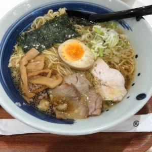 麺処 直久(なおきゅう) アリオ上尾店 埼玉ラーメン食べ歩き