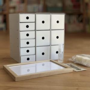 整理収納:MUJI 無印良品「ポリプロピレン小物収納ボックス」でキレイを続ける子どものおもちゃ収納【実例】