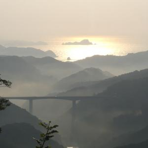 四万十川と沈下橋を見にツーリング