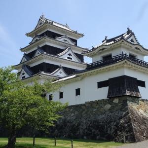大洲城を見学!
