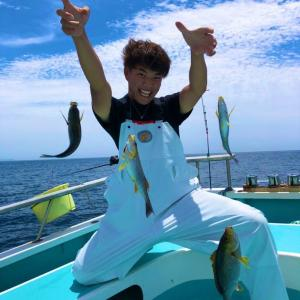 【イサキ釣り】激ムズからの入れ食い~、楽しい釣りですね。