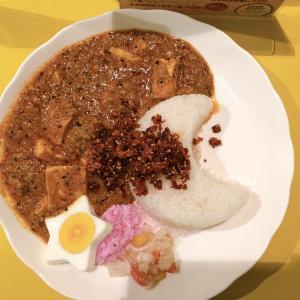 麻婆豆腐×カレー=My name is りんりん