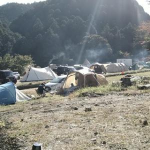キャンプシーズンですね、WOODsLANDMio(ウッズランドMio)12泊目その1