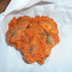 「レッドホットチキン」「ホットチリチーズサンド」 ケンタッキーフライドチキン西八王子店