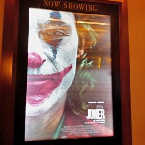 ジャカルタで映画。JOKER。
