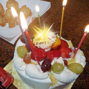 最悪な誕生日ケーキ。