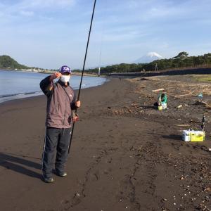 島郷海岸釣行
