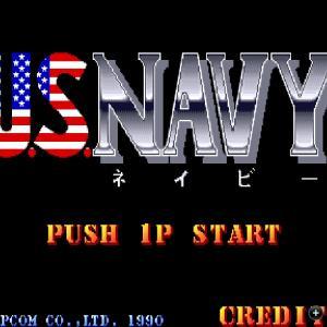 U.S. NAVYはエリア88の続編。