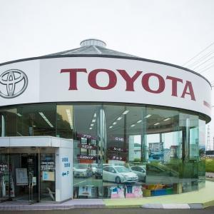 【トヨタ】世界「販売」5月は3割減 「想定以上の回復」