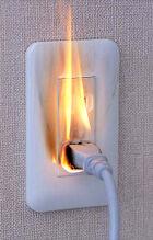 加温器具のタコ足配線、皆さんは大丈夫ですか?