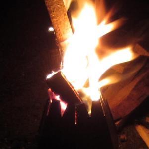 焚火…:バーゴ・ヘキサゴンストーブ